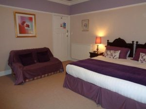 Triple Bedroom at Hamilton House Dumfries - ideal room for families