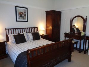 Double Guest Bedroom at Hamilton House Dumfries